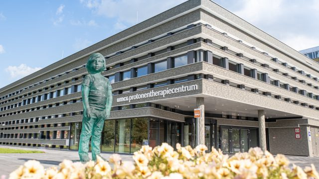 umcg protonentherapiecentrum