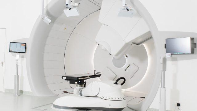 protonentherapie bij tumoren in het zenuwstelsel