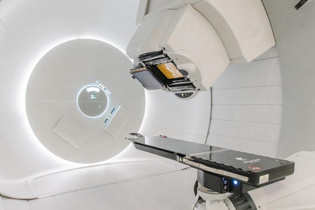 protonentherapie bij neuro-oncologische tumoren