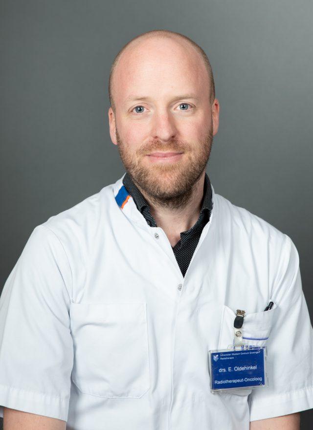 radiotherapeut oncoloog umcg oldehinkel