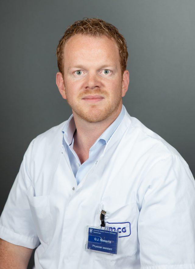 physician assistant umcg protonen stiekema