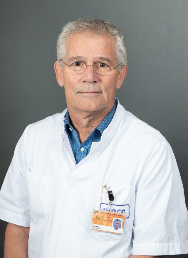 radiotherapeut oncoloog umcg protonen beijert