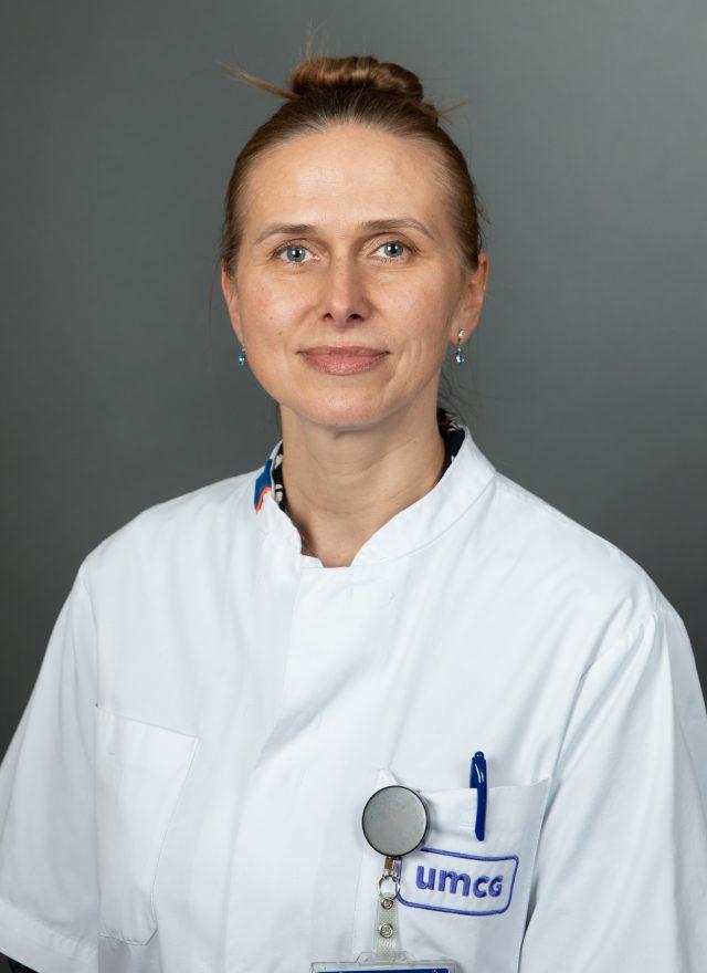radiotherapeut oncoloog chouvalova