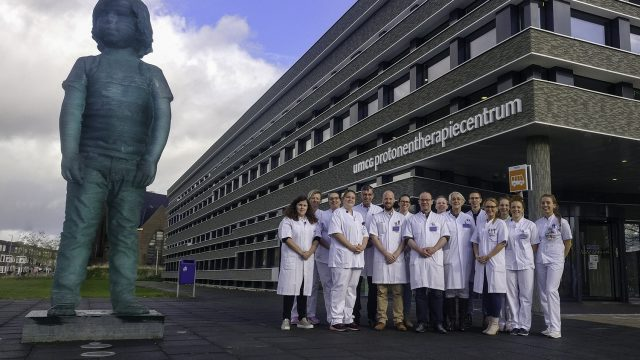 team protonentherapiecentrum umcg