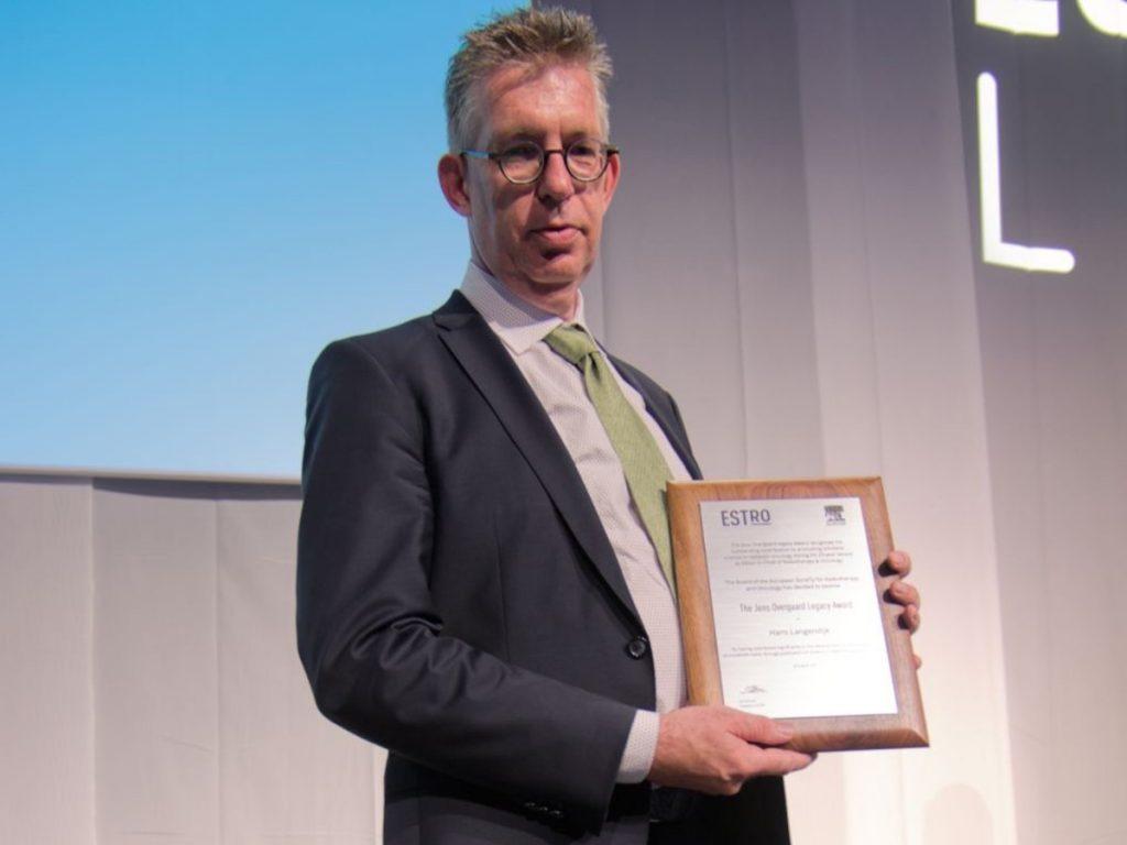 estro award 2021 hans langendijk